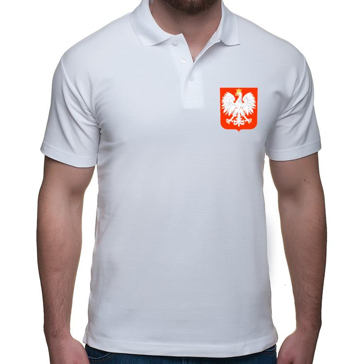 114b964bf KOSZULKA-POLO-POLSKA-GODŁO - PATRIOTYCZNE